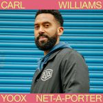 Episode 1 podcast artwork with photo of Carl Williams from YOOX NET-A-PORTER GROUP